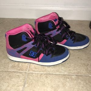 DC Shoes - DC Skate Sneakers Skateboard Shoes high tops